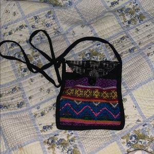 Forever 21 Hippie Style Crossbody Bag